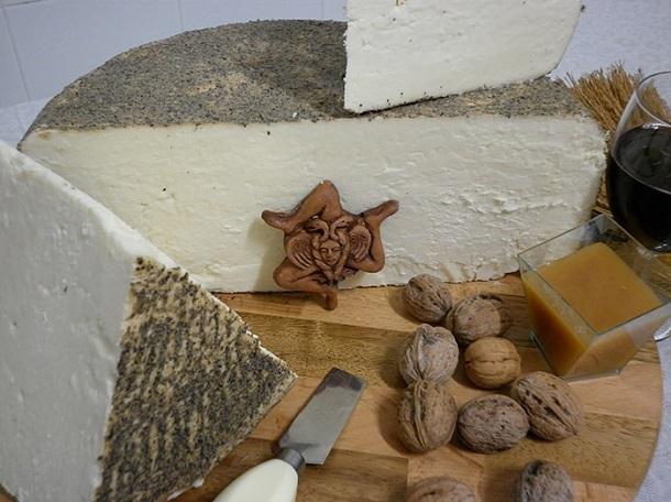 cena evento al punto giusto canestrato siciliano formaggi mongibella
