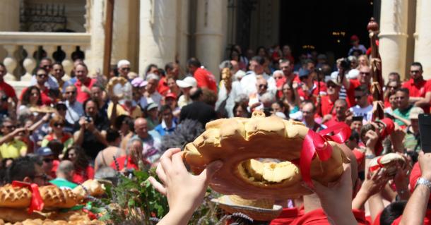benedizione pane e animali festa palazzolo acreide