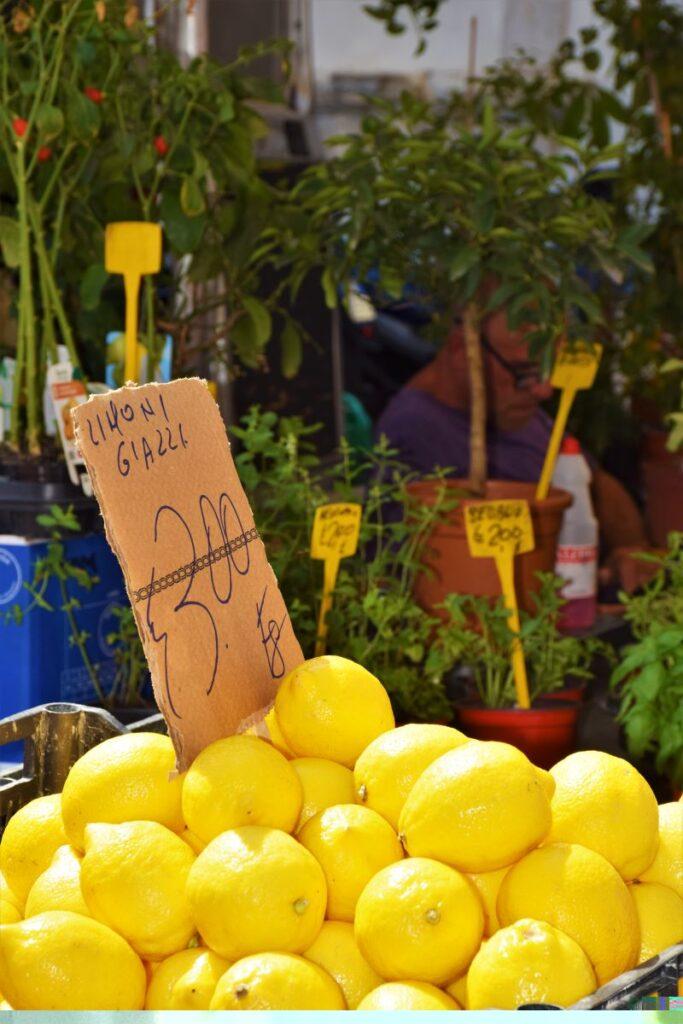 limoni mercato siracusa