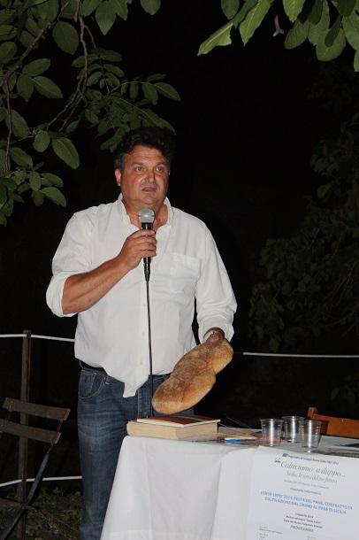 Franco Vescera Festa del pane Palazzolo