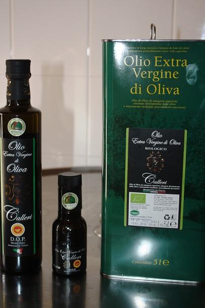 olio calleri