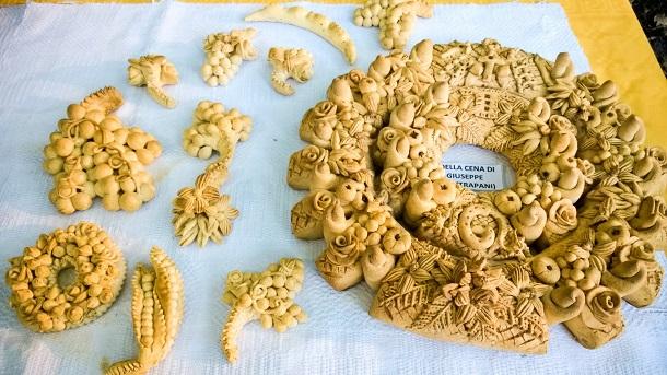 pane rituale Salemi festa del pane palazzolo acreide
