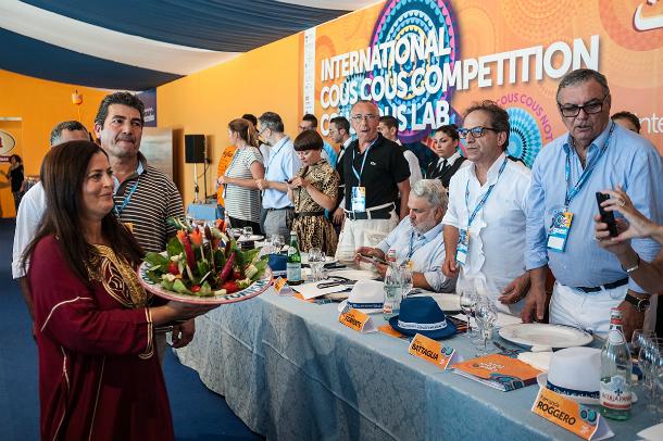 cous cous fest contest chef italiani