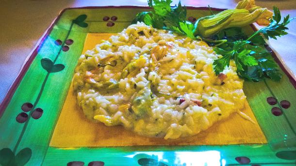 trattoria da luciana san piero patti sicilia food risotto