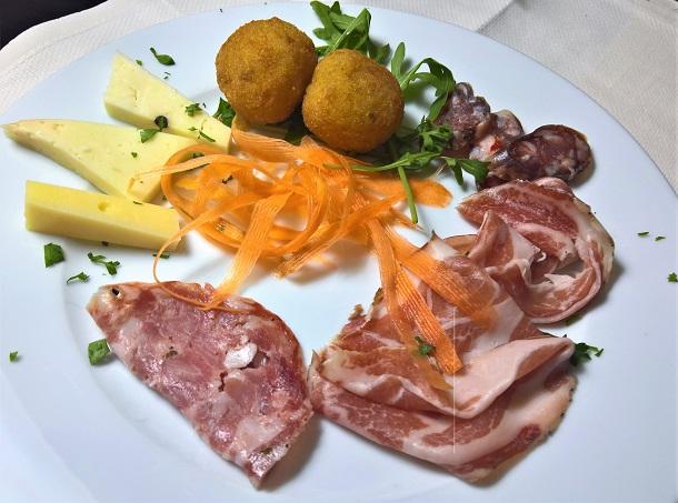 al punto giusto cena evento grani antichi siciliani zafferano formaggio