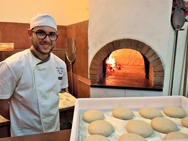 cena evento al punto giusto palazzolo acreide grani antichi siciliani zafferano e formaggi