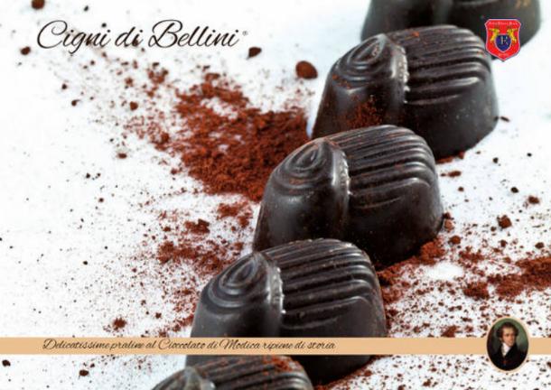 cioccolato di modica alla prima della boheme al bellini