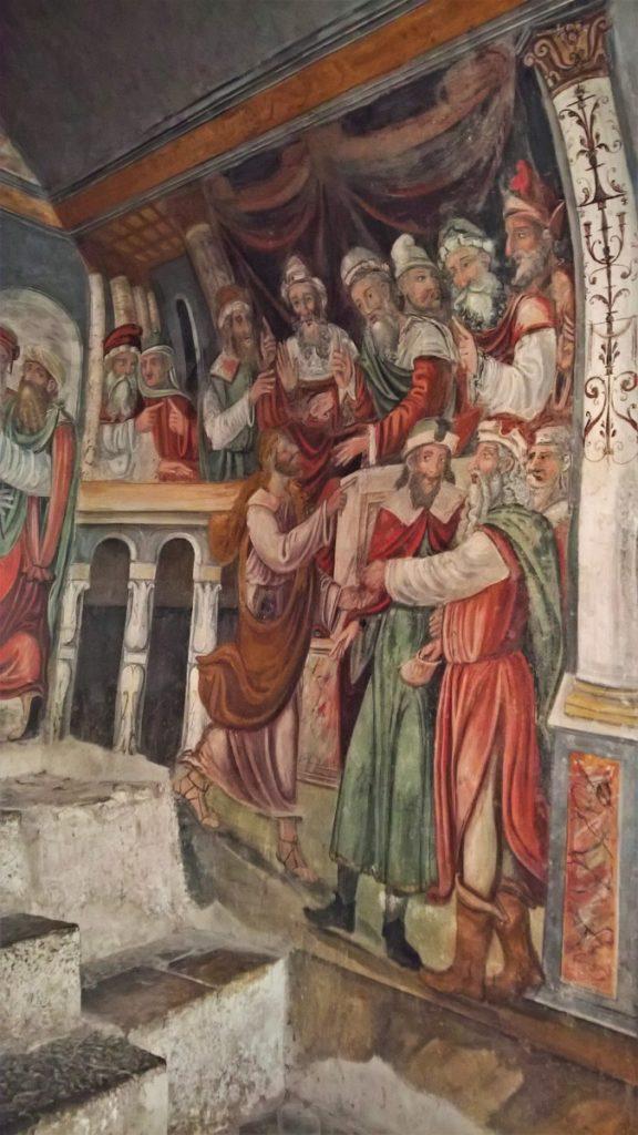 cripta matrice vecchia castelbuono madonie